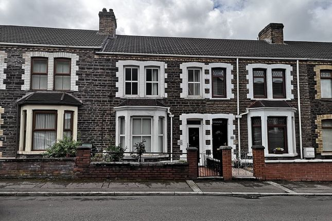 Thumbnail Terraced house to rent in Brynheulog Street, Port Talbot, Neath Port Talbot.