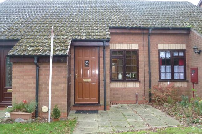 Thumbnail Terraced house to rent in Highbrow, Great Glen, Leicester