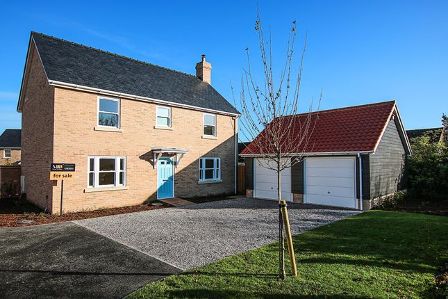Thumbnail Detached house for sale in Plot 5, Fordham