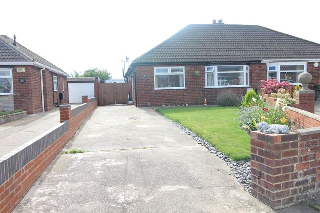 Thumbnail Semi-detached bungalow for sale in 10 Cridling Place, Cleethorpes, N.E. Lincs