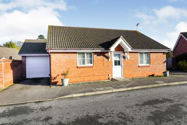 3 bed detached bungalow for sale in Wards View, Ipswich IP5