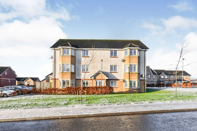 Thumbnail Flat for sale in Bowmore Road, Kilmarnock