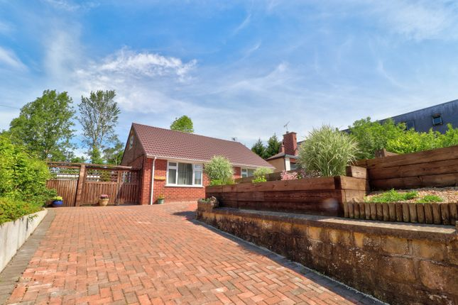 Thumbnail Bungalow for sale in Churchmeade, Blackwell Road, Huthwaite, Sutton-In-Ashfield