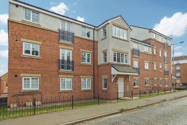 2 bed flat for sale in Acklington Court, Ashington NE63