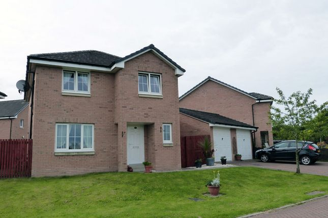 Thumbnail Detached house for sale in Linndale Oval, Cantlemilk, Glasgow