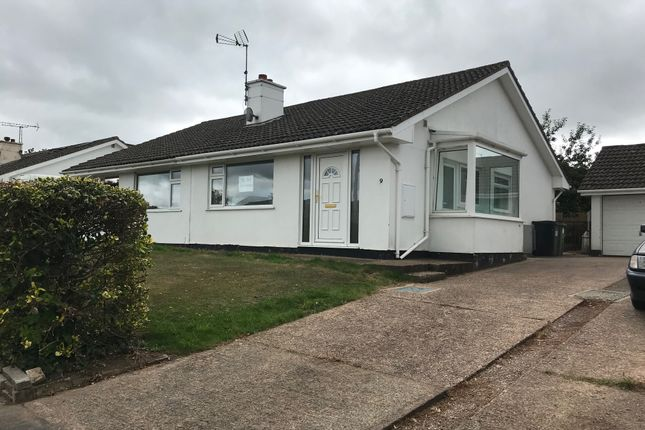 Thumbnail Bungalow to rent in Cleave Close, Tedburn St Mary, Exeter