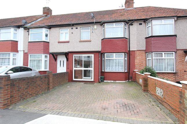 Thumbnail Terraced house to rent in Floriston Avenue, Uxbridge