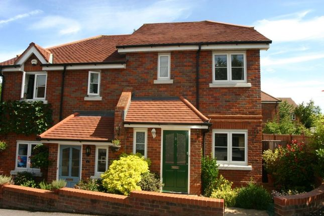 Thumbnail Semi-detached house to rent in Parkfield Rise, Princes Risborough, Bucks.HP27