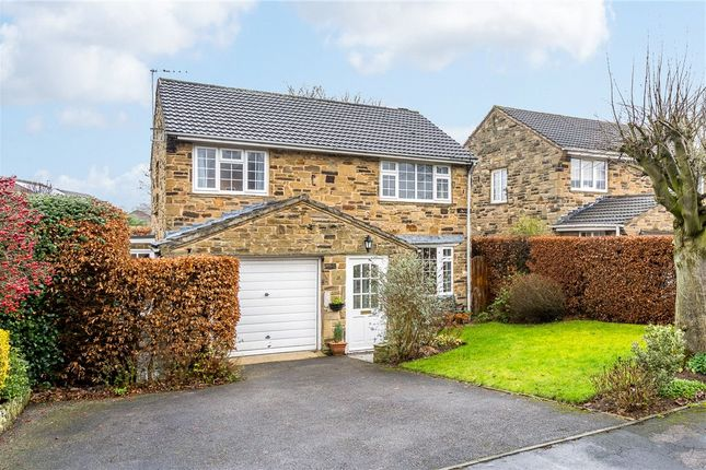 Thumbnail Detached house for sale in Grasmere Avenue, Wetherby, West Yorkshire