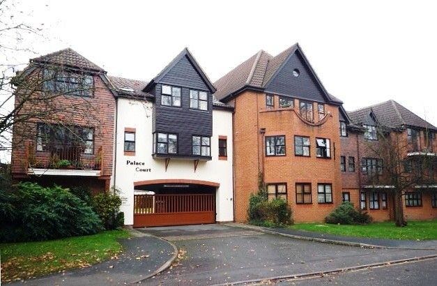 Thumbnail Property to rent in Maybury Road, Woking
