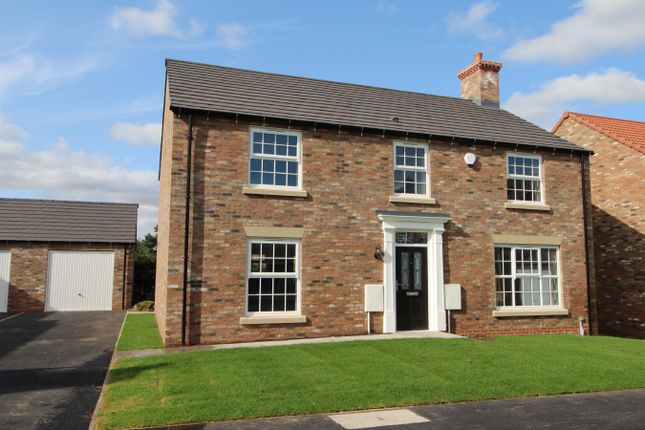 Thumbnail Detached house for sale in Station Road, Thirsk