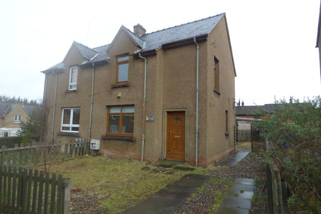 Thumbnail Semi-detached house for sale in Nettlehill Drive, Uphall Station, Livingston