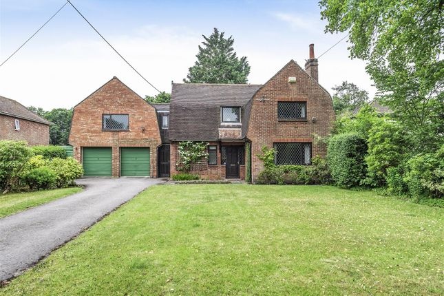 Thumbnail Detached house for sale in The Fairway, Devizes