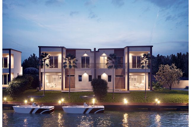 Thumbnail Town house for sale in Paraiso Residences, Grand Harbour Canals, Cayman Islands