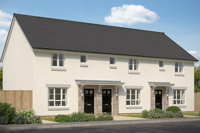 """Thumbnail End terrace house for sale in """"Balintore"""" at Mey Avenue, Inverness"""