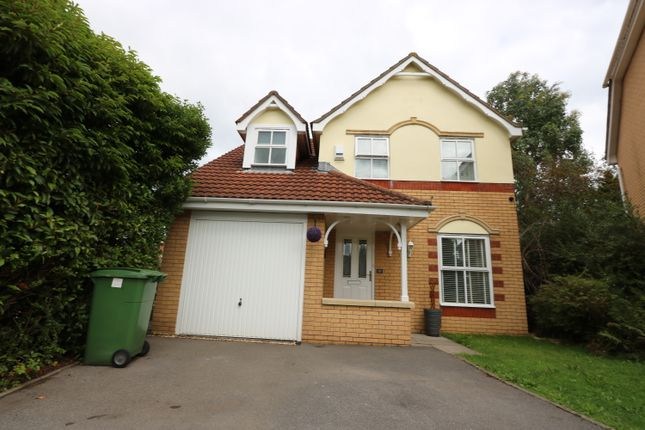 Thumbnail Detached house to rent in Celandine Road, Cardiff