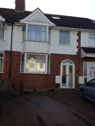 Thumbnail Terraced house to rent in 103 Taylor Avenue, Leamington Spa