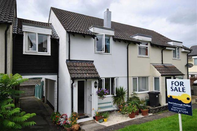 Thumbnail Semi-detached house for sale in Furze Park Road, Bratton Fleming, Barnstaple