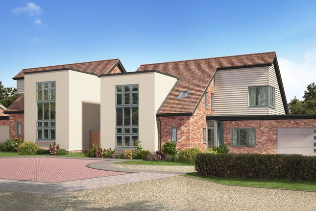 Thumbnail Detached house for sale in Cowslip Lane, Gamlingay, Sandy
