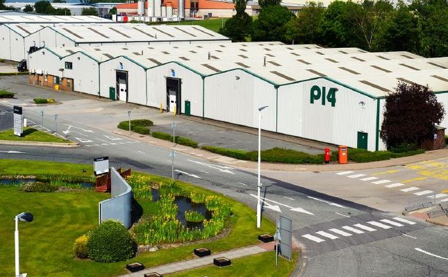 Thumbnail Industrial to let in Heywood Distribution Park, Heywood