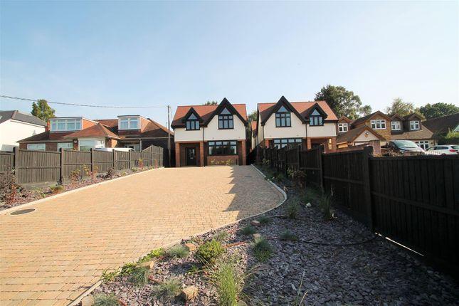 Thumbnail Detached house for sale in Bournebridge Lane, Stapleford Abbotts, Romford