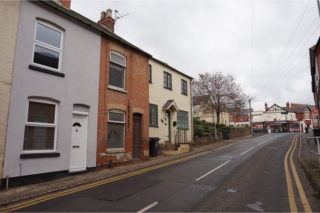 Thumbnail Terraced house for sale in North Street, Rothley