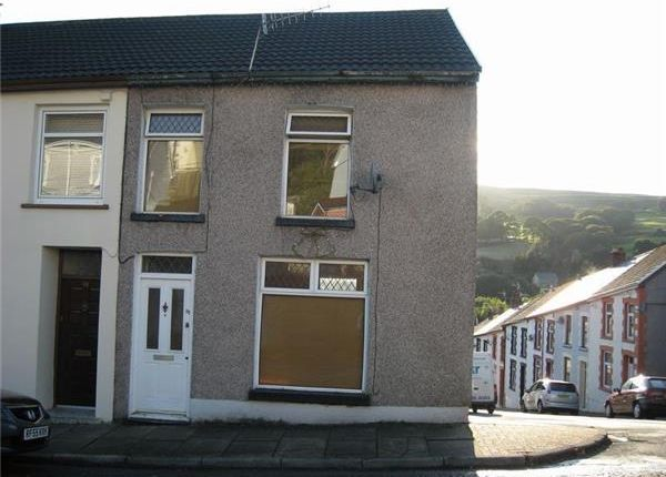 3 bed terraced house for sale in Cornwall Road, Penygraig, Tonypandy CF40