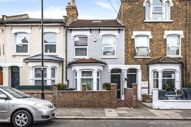 Thumbnail Terraced house for sale in Harringay Road, London
