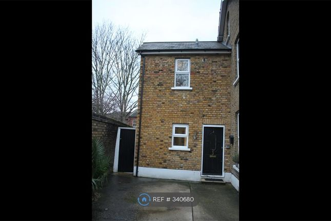 Thumbnail Terraced house to rent in Harvard Road, London