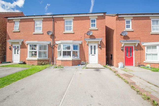 Thumbnail Semi-detached house to rent in Ash Grove, Consett