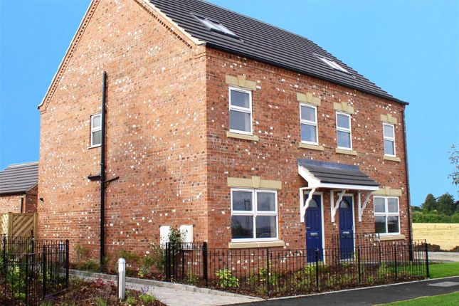 Thumbnail Semi-detached house for sale in Plot 238, The Ancholme, Falkland Way, Barton-Upon-Humber, North Lincolnshire