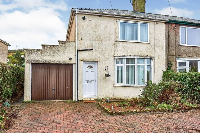 2 bed semi-detached house to rent in Coronation Drive, Whitehaven CA28