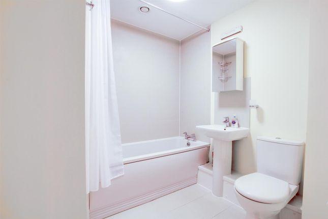 Bathroom of Hillside Court, Constables Way, Hertford SG13