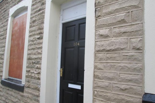 Thumbnail End terrace house to rent in Springfield Road, Burnley