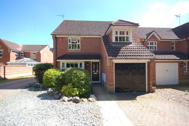 Thumbnail Detached house for sale in Buttercup Close, Thetford