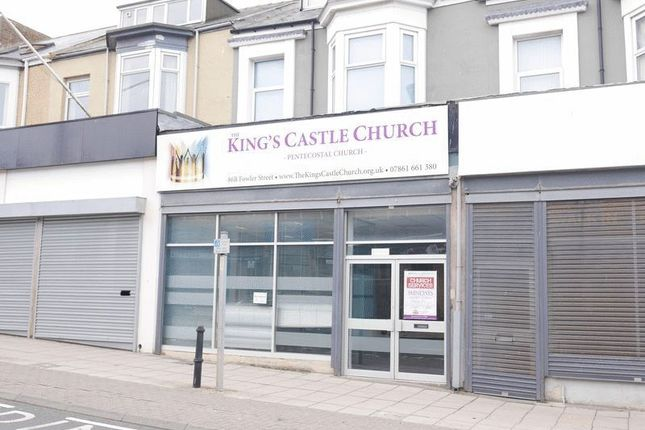 Thumbnail Land to let in Fowler Street, South Shields