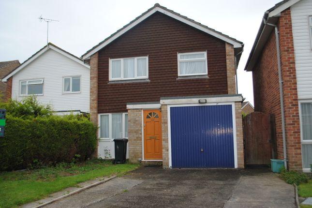 Thumbnail Detached house to rent in Porlock Gardens, Nailsea