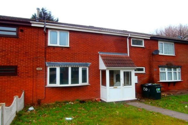 Thumbnail Terraced house to rent in Prosser Street, Wolverhampton