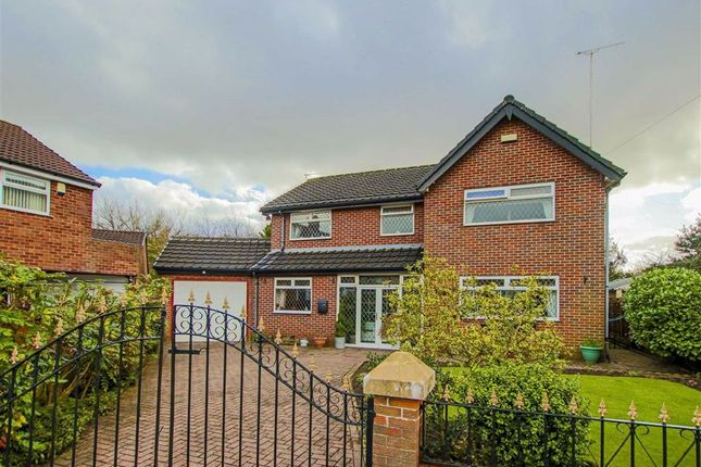 Thumbnail Detached house for sale in Grove Avenue, Failsworth, Manchester