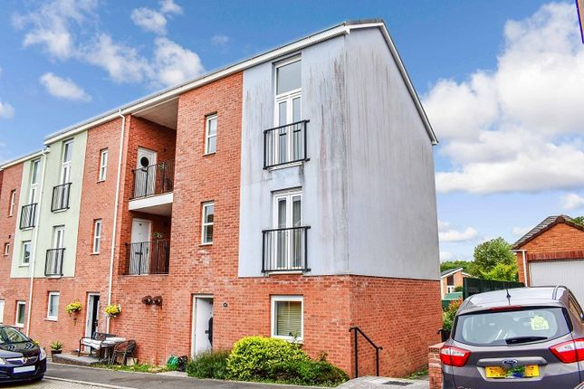 Thumbnail Flat for sale in Mill Meadow, North Cornelly, Bridgend .