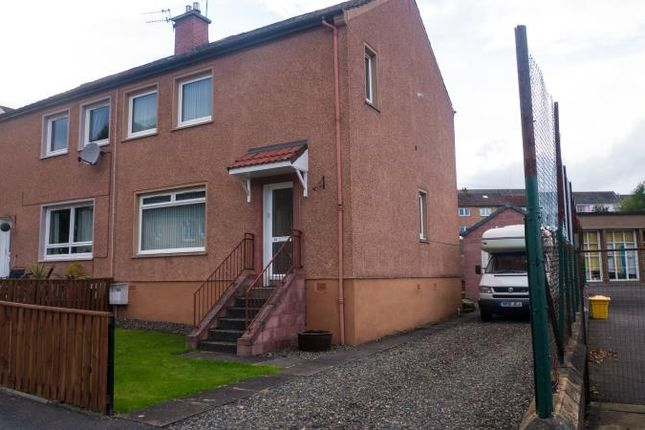 Thumbnail Semi-detached house to rent in Balmoral Avenue, Galashiels