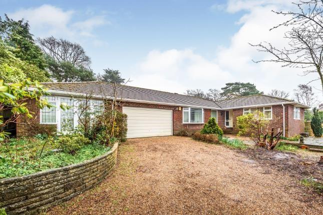 Thumbnail Bungalow for sale in Garden Close, Storrington, Pulborough, West Sussex