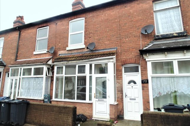 3 bed terraced house to rent in Cornwall Road, Handsworth Wood
