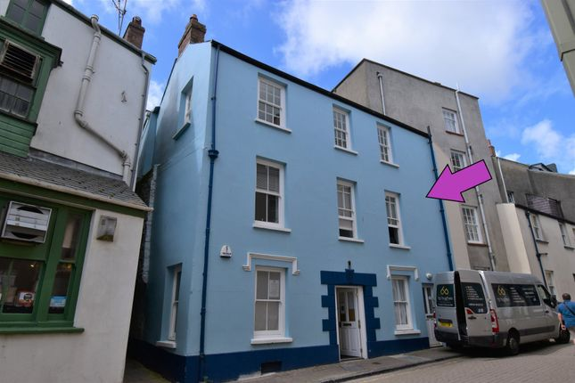 Thumbnail Flat for sale in Presipe, 24 High Street, Tenby