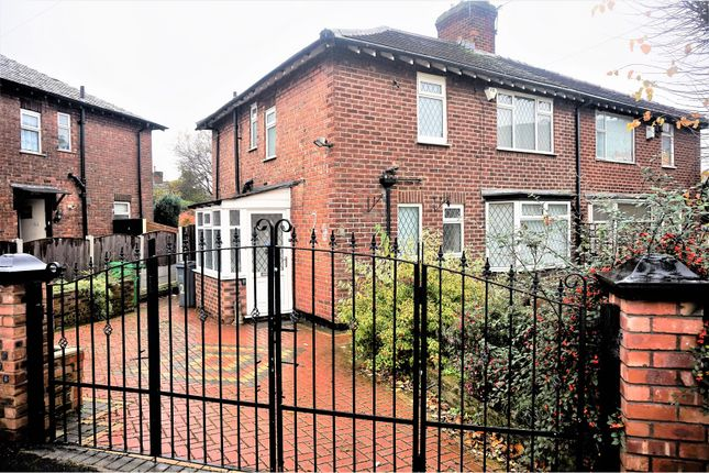 Thumbnail Semi-detached house to rent in Gilmour Terrace, Manchester