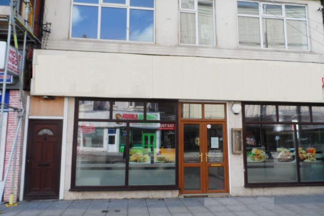 Thumbnail Commercial property for sale in Dickson Road, Blackpool