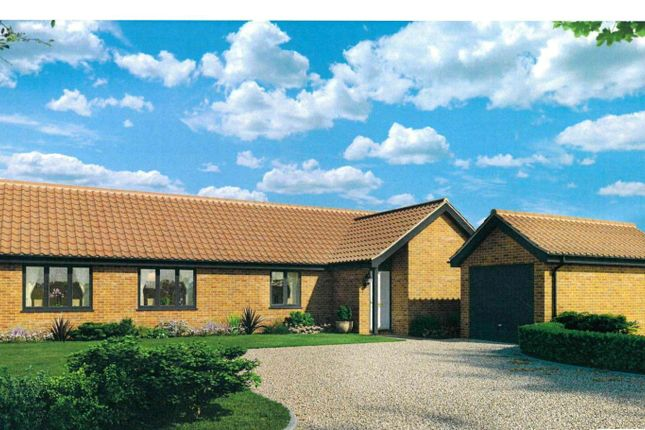 Thumbnail Detached bungalow for sale in High Street, Wickham Market