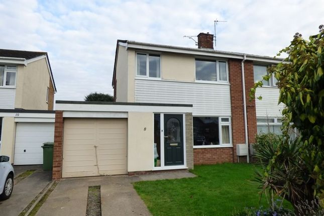 Thumbnail Semi-detached house for sale in Linden Close, Winterbourne, Bristol