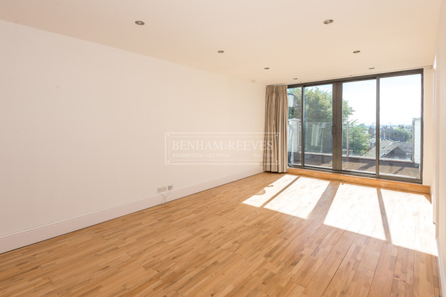 Thumbnail Terraced house to rent in Gayton Road, Hampstead