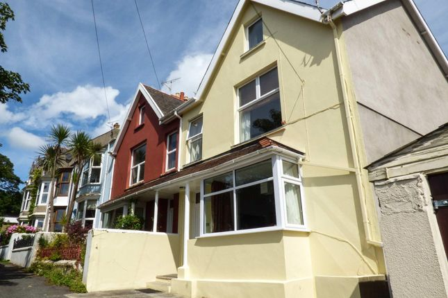 Thumbnail End terrace house for sale in Clement Terrace, Tenby